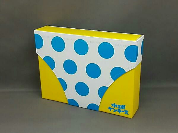 水球ヤンキース 完全版 DVD-BOX グッズの画像