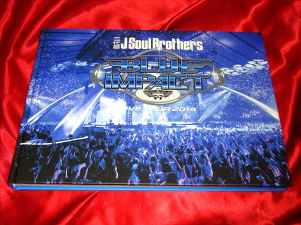 ★三代目J Soul Brothers 2014 BLUE IMPACT 写真集