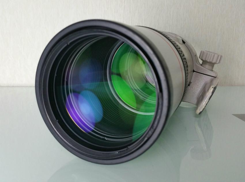 キャノン EF 300mm F4 L IS USM CANON 望遠単焦点