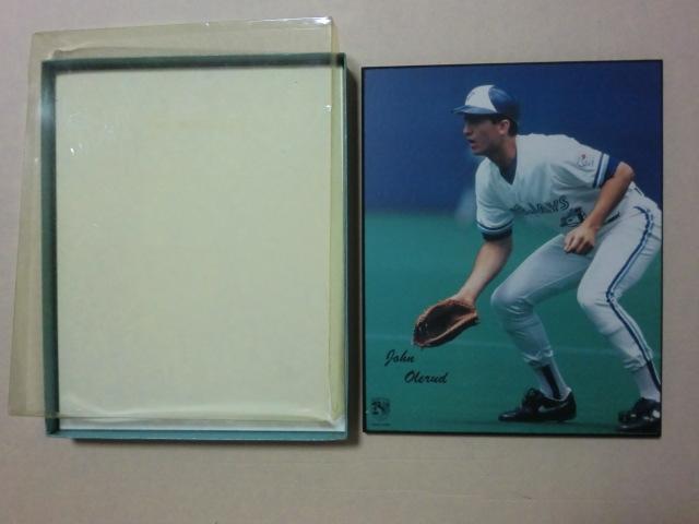 MLB ジョン・オルルド ブルージェイズ フォトパネル グッズの画像
