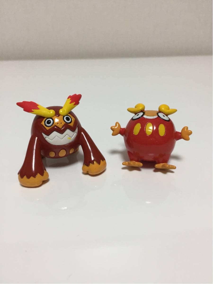 同梱可能☆ ダルマッカ ヒヒダルマ ポケットモン - ヤフオク!
