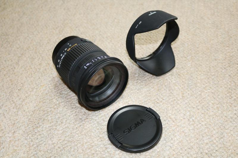 ★SIGMA★シグマ 17-70mm F2.8-4.5 DC MACRO★ペンタックス用★中古品