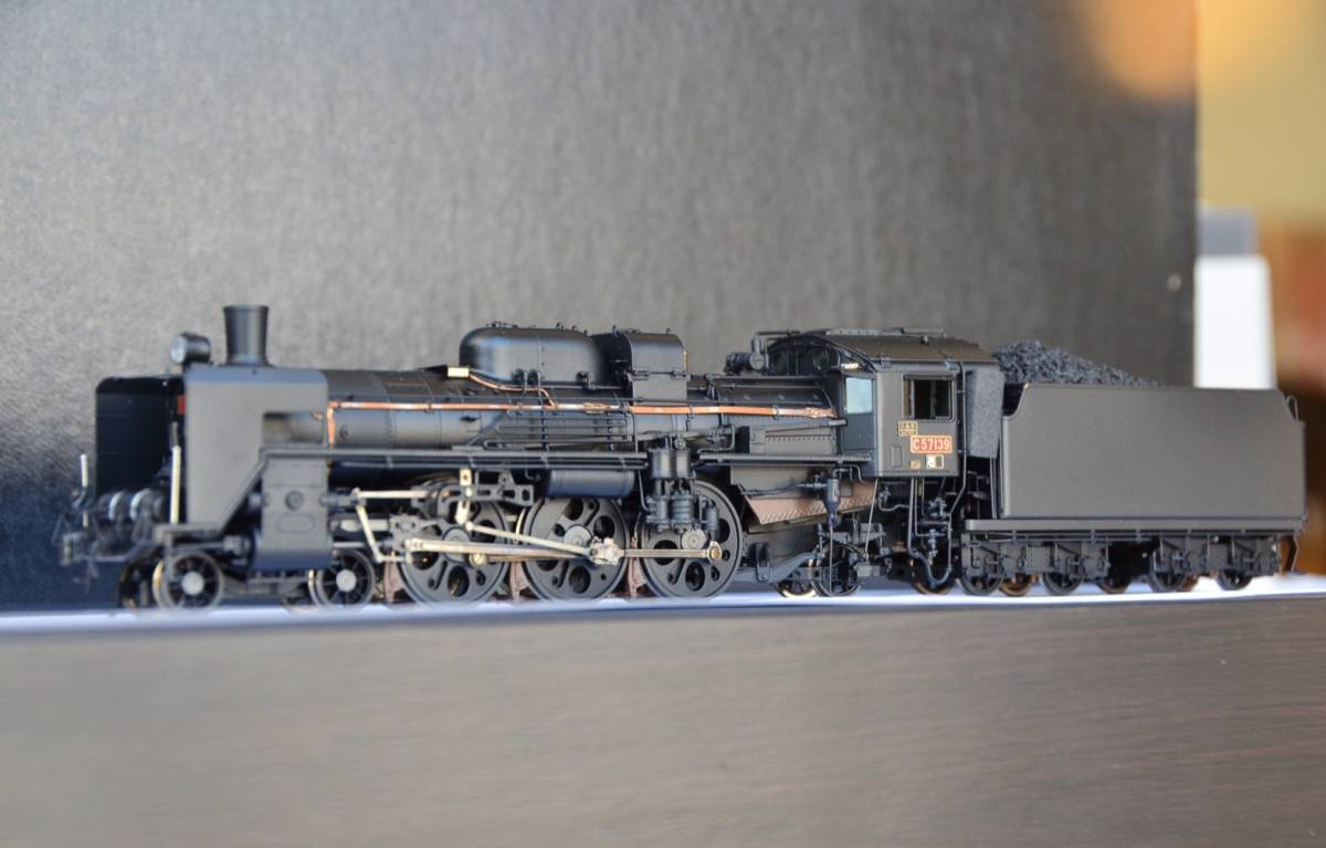 Models IMON 12mm C57 139 名古屋 蒸気機関車