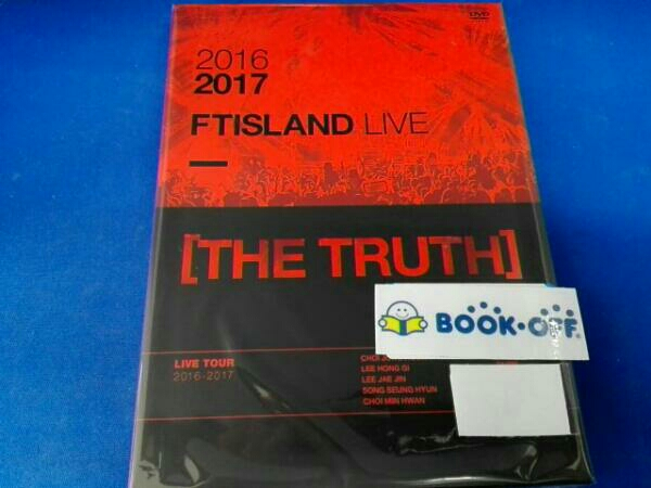 2016-2017 FTISLAND LIVE[THE TRUTH] ライブグッズの画像
