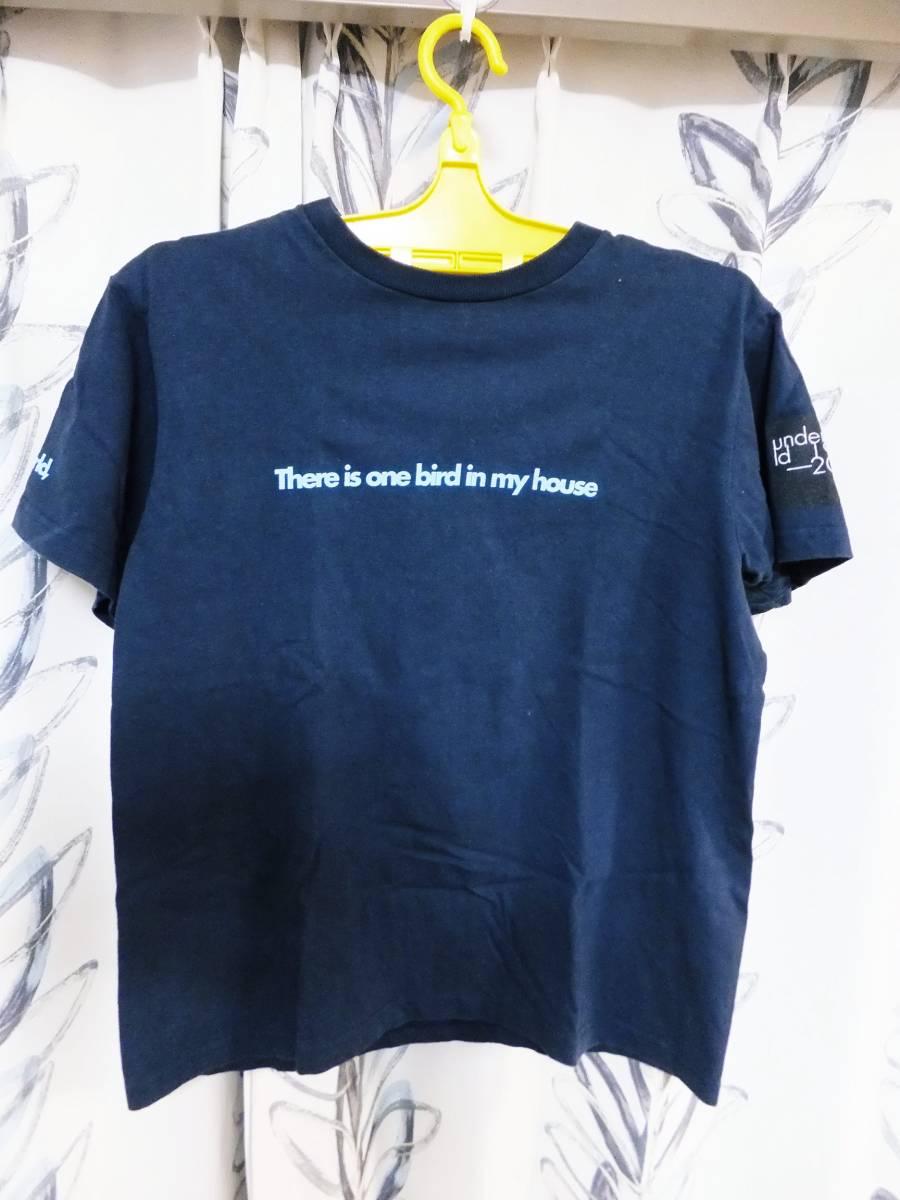 under worldアンダーワールドの03年ツアーTシャツ M 送料込み