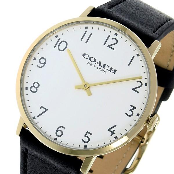 新品/即決価格 コーチ COACH メンズ 腕時計 14602125 ホワイト