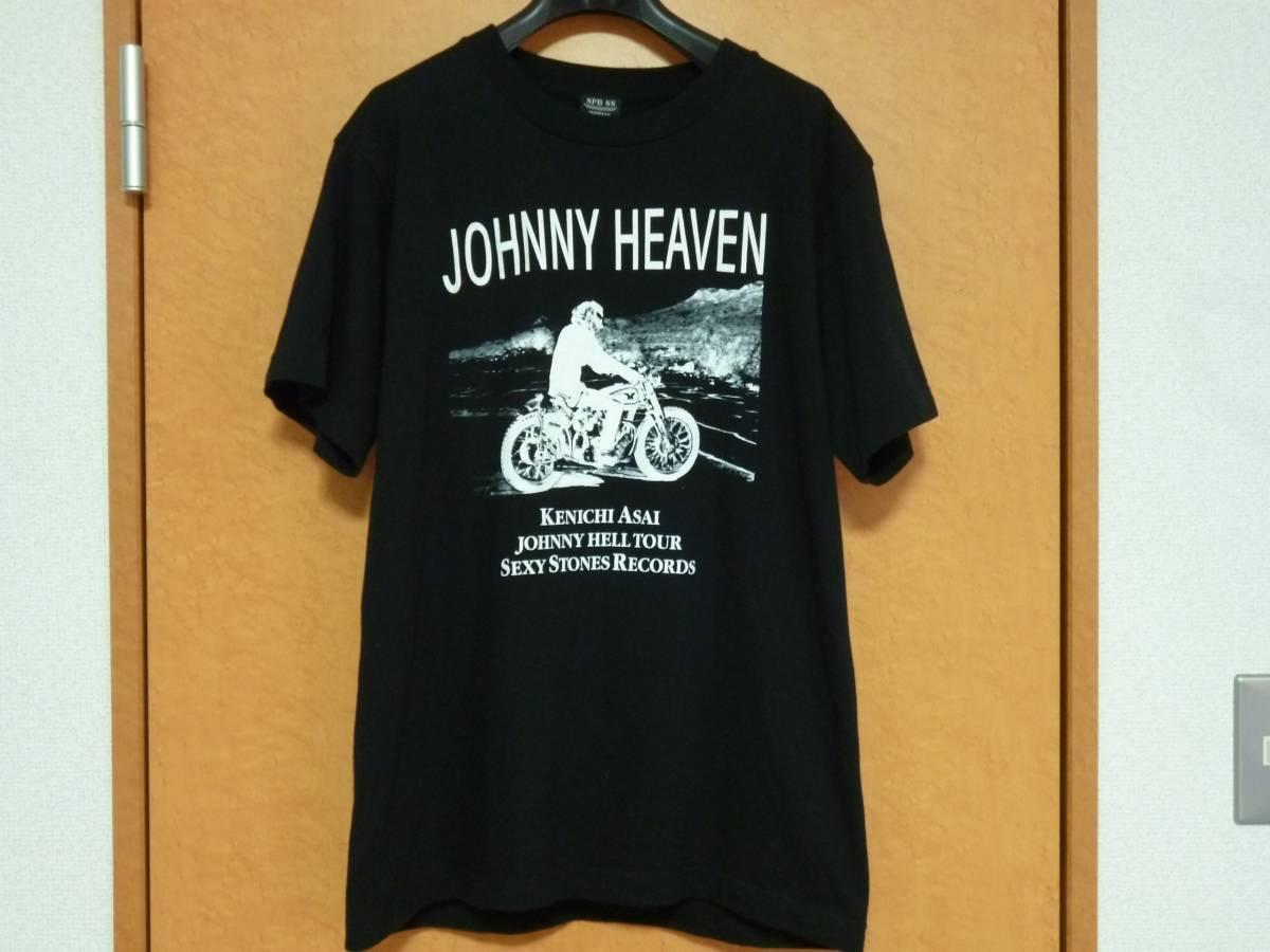 浅井健一 JOHNNY HELL TOUR Tシャツ Mサイズ ライブグッズの画像