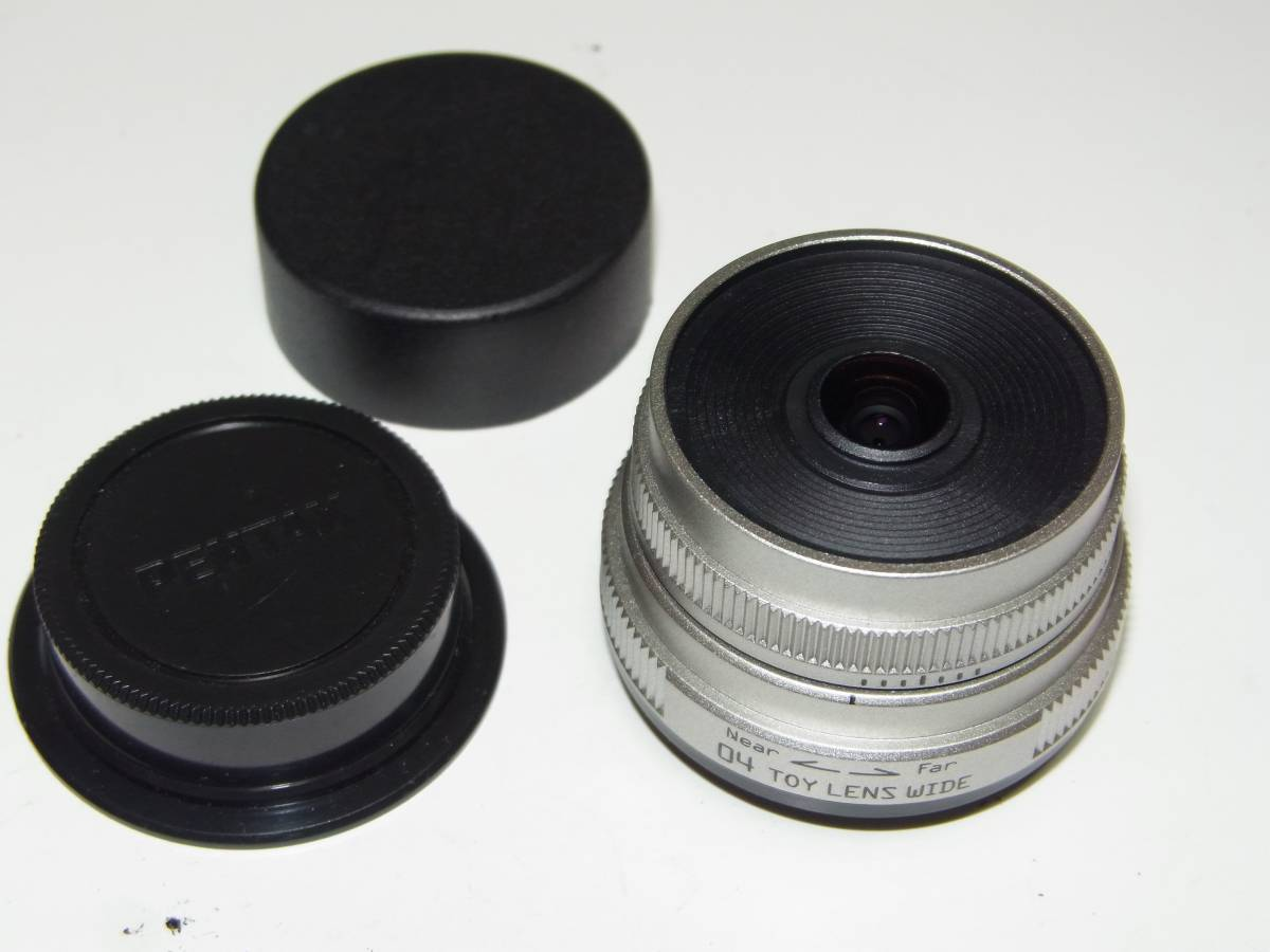 ペンタックス Q 04 トイレンズ ワイド 6.3mm