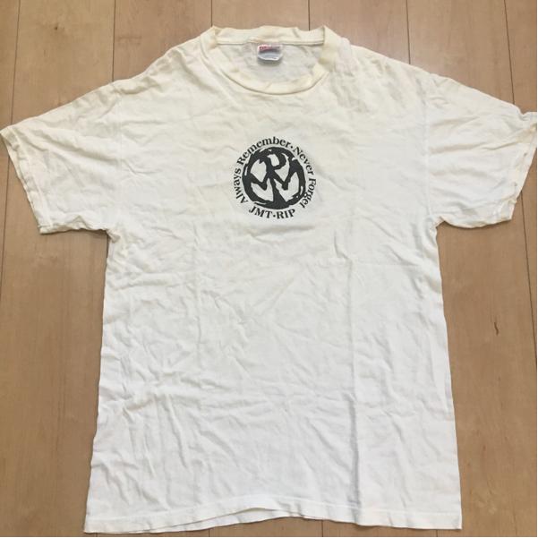 pennywiseペニーワイズTシャツHanesサイズM Jason Matthew Thirskジェイソン マシュー サースクbassベース