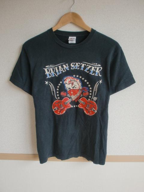Brian Setzer ブライアンセッツァー 07 日本ツアー Tシャツ