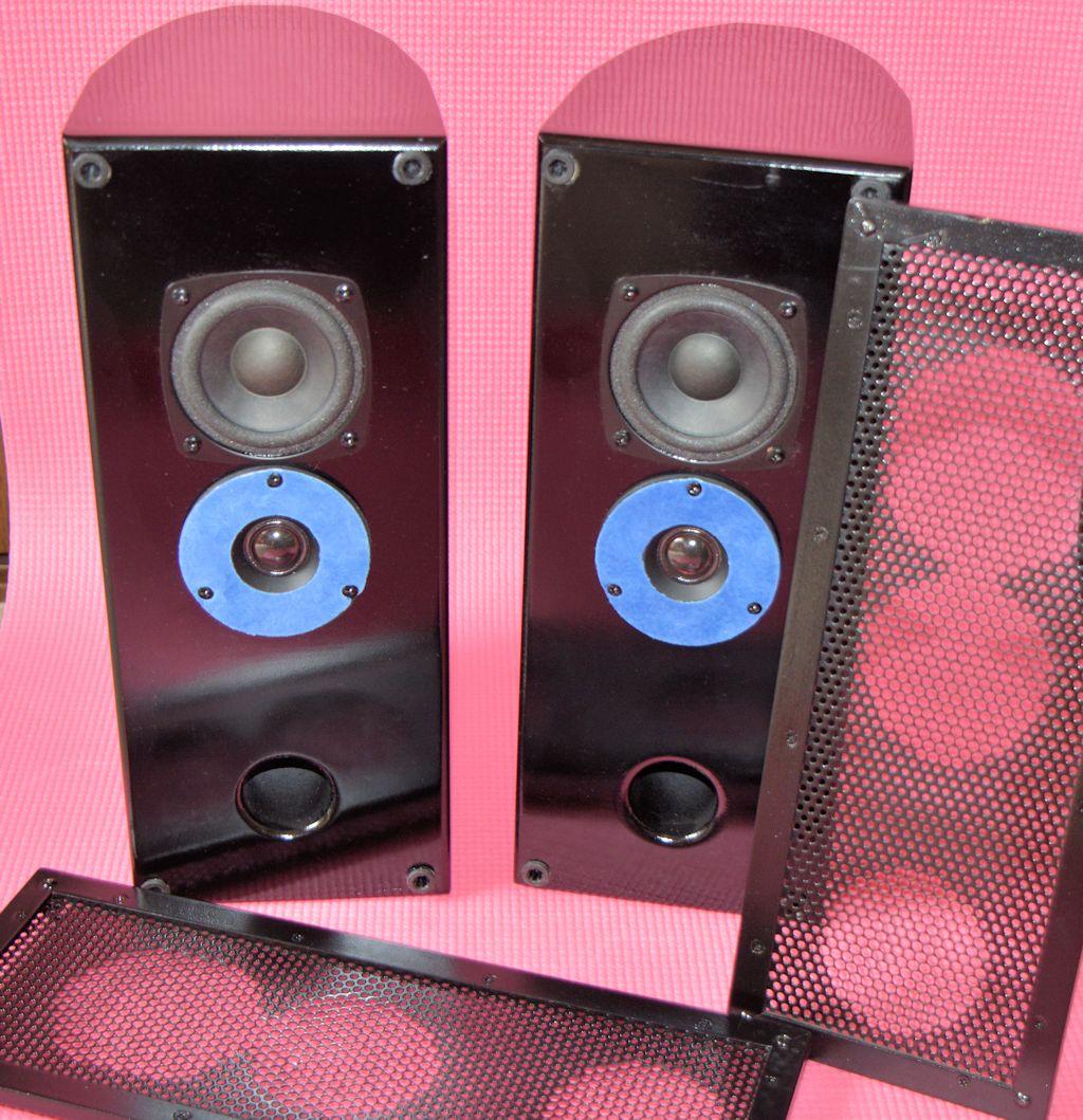 ☆ Stereo誌 付録 FOSTEX2ウェイスピーカー・ユニット 自作BOX付 ☆