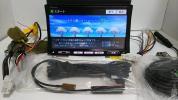 メモリー楽ナビMRZ0247zm・ ワンセグ・bluetooth・DVD・SDオーディオ・ワンセグケーブル一式新品付属・動作保証☆