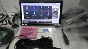 メモリー楽ナビMRZ099・2013年第二版・4×4フルセグ・SDカード12倍速録音再生・BLUETOOTH・DVD ・地デジケーブル一式新品付属 動作保証☆