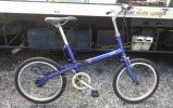 レア物 BS ブリヂストン自転車 グランテックミニ 20インチ クロモリ 検)トランジット スニーカー ピクニカ