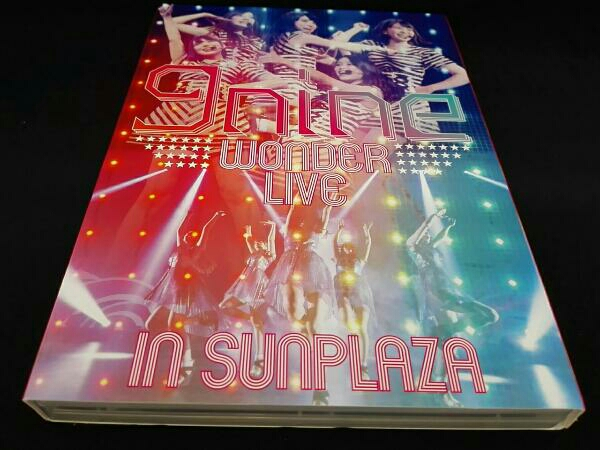9nine WONDER LIVE in SUNPLAZA ライブグッズの画像