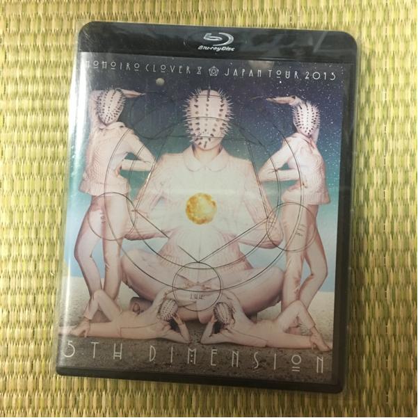 ももクロ Blu-ray 5th dimension