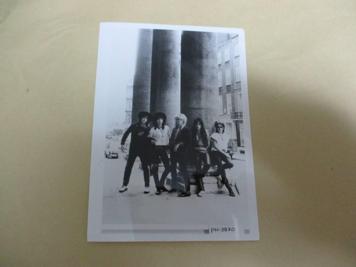 宣伝用写真 ハノイロックス HANOI ROCKS ●