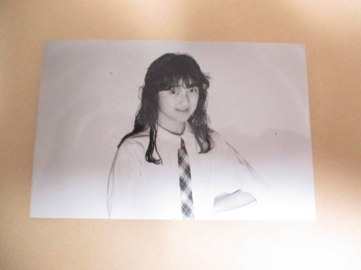 雑誌用写真 中原香織 アニソン 昭和のアイドル 80年代アイドル