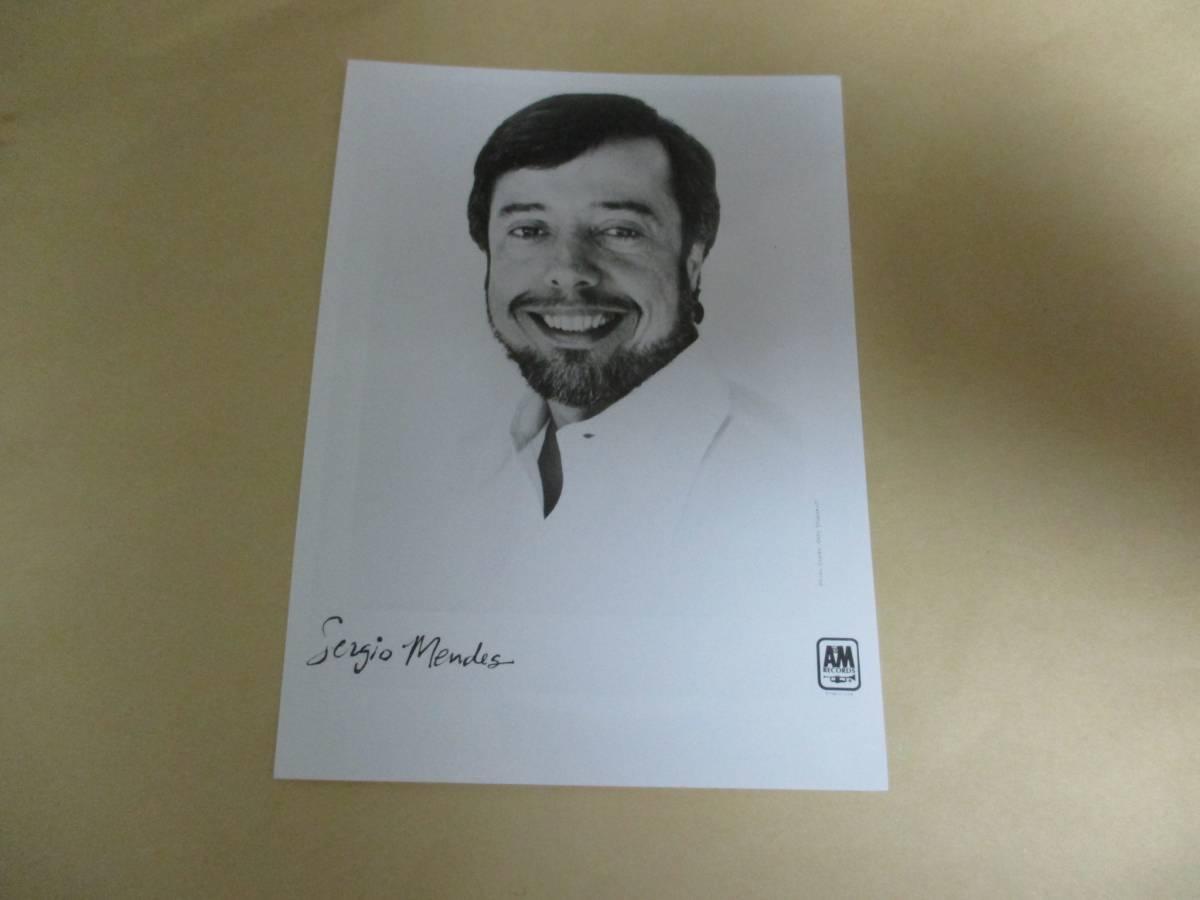 雑誌用写真 セルジオ・メンデス SERGIO MENDES