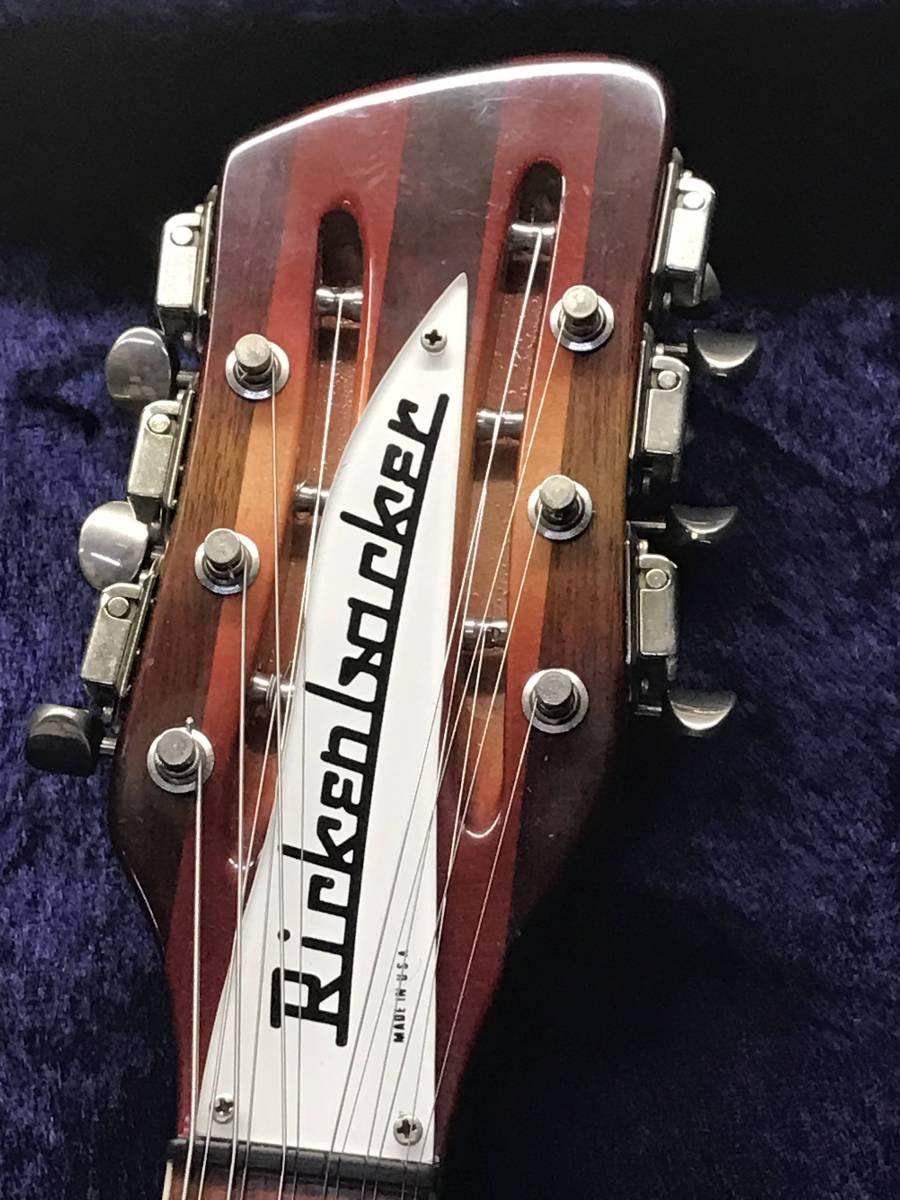 [希少 中古 12弦セミアコ]Rickenbacker_画像3