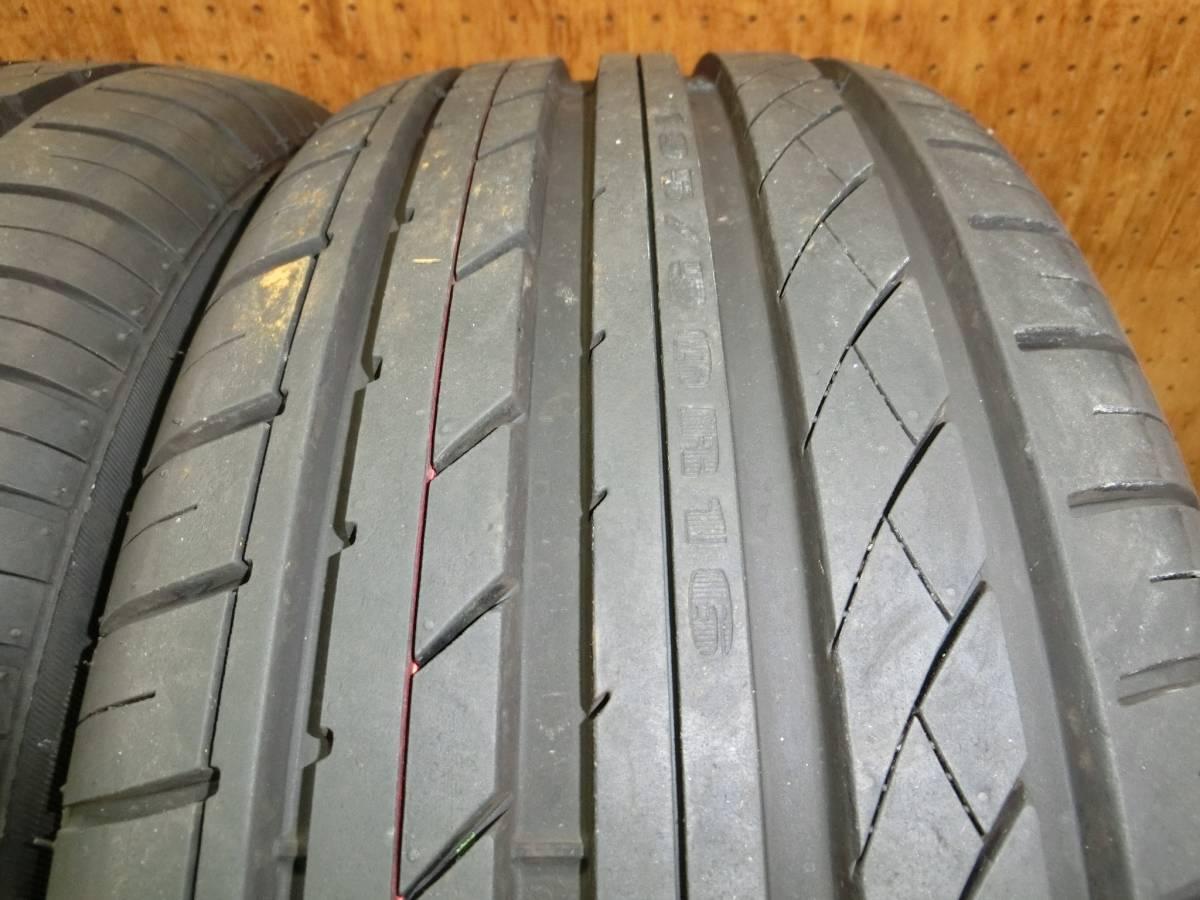 1417製造 195/50R16 輸入タイヤ ほぼ新品です。_画像3