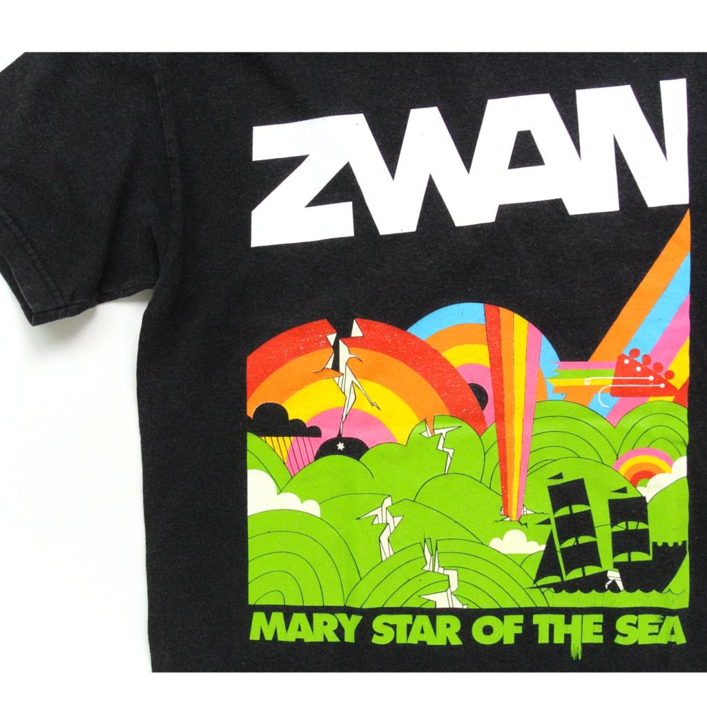 00s ビリーコーガン ZWAN ズワン ツアーTシャツ size.M