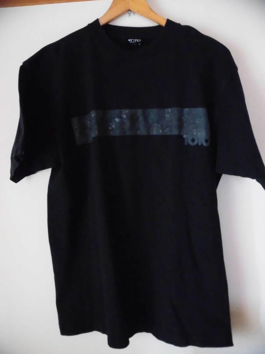 TOTO JAPAN TOUR 1999 ジャパンツアー Tシャツ ブラック サイズM~L