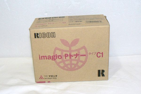 RICOH(リコー) imagio Pトナー タイプC1(マゼンダ) 805407-200