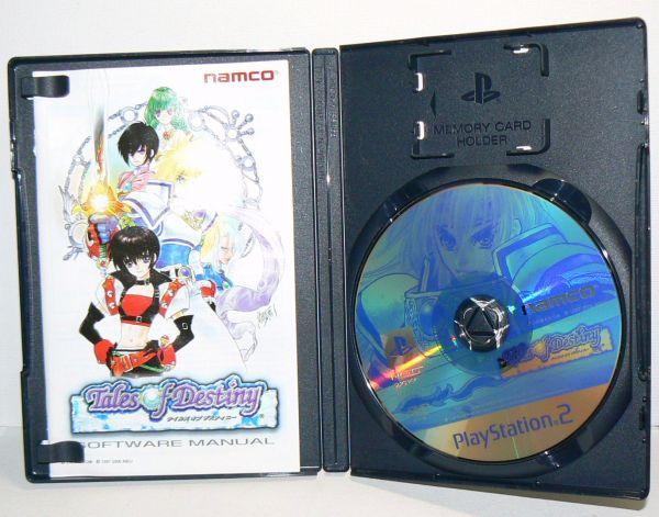namco(ナムコ) PS2 ソフト テイルズオブデスティニー 812245BL3-196_画像3