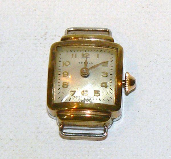 THRILL antique ladies watch hand-rolled 812158BL586E01