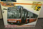アオシマ ラジコン 東武バス いすゞエルガ 未開封