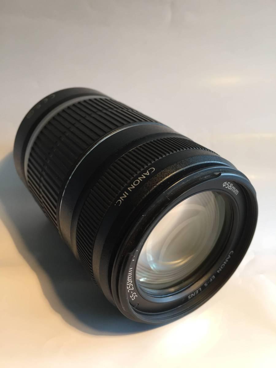 ★☆キャノン Canon EF-S 55-250mm F4-5.6 IS 人気!☆★