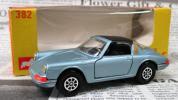 CORGI コーギー ポルシェ 911 タルガ S イギリス製 当時モノ