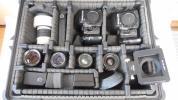 マミヤ:645PRO-TL(2台)+レンズ5本+その他色々