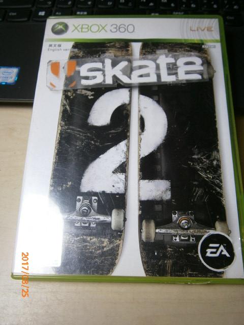 h1■XBOX360 SKATE 2 スケート 2/英文版