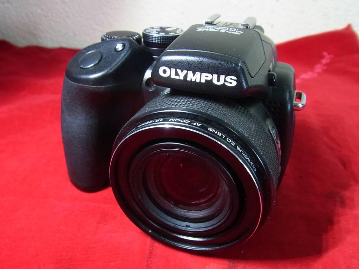 京都⑥▲OLYMPUS オリンパス SP-570UZ 一眼デジタルカメラ 20X 4.6-92mm 1:2.8-4.5