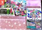 新品 8月13日購入 送料500円!! ☆ニンテンドースイッチ 本体 スプラトゥーン2同梱版 メーカー保証付+マイクロファイバーバスタオル付