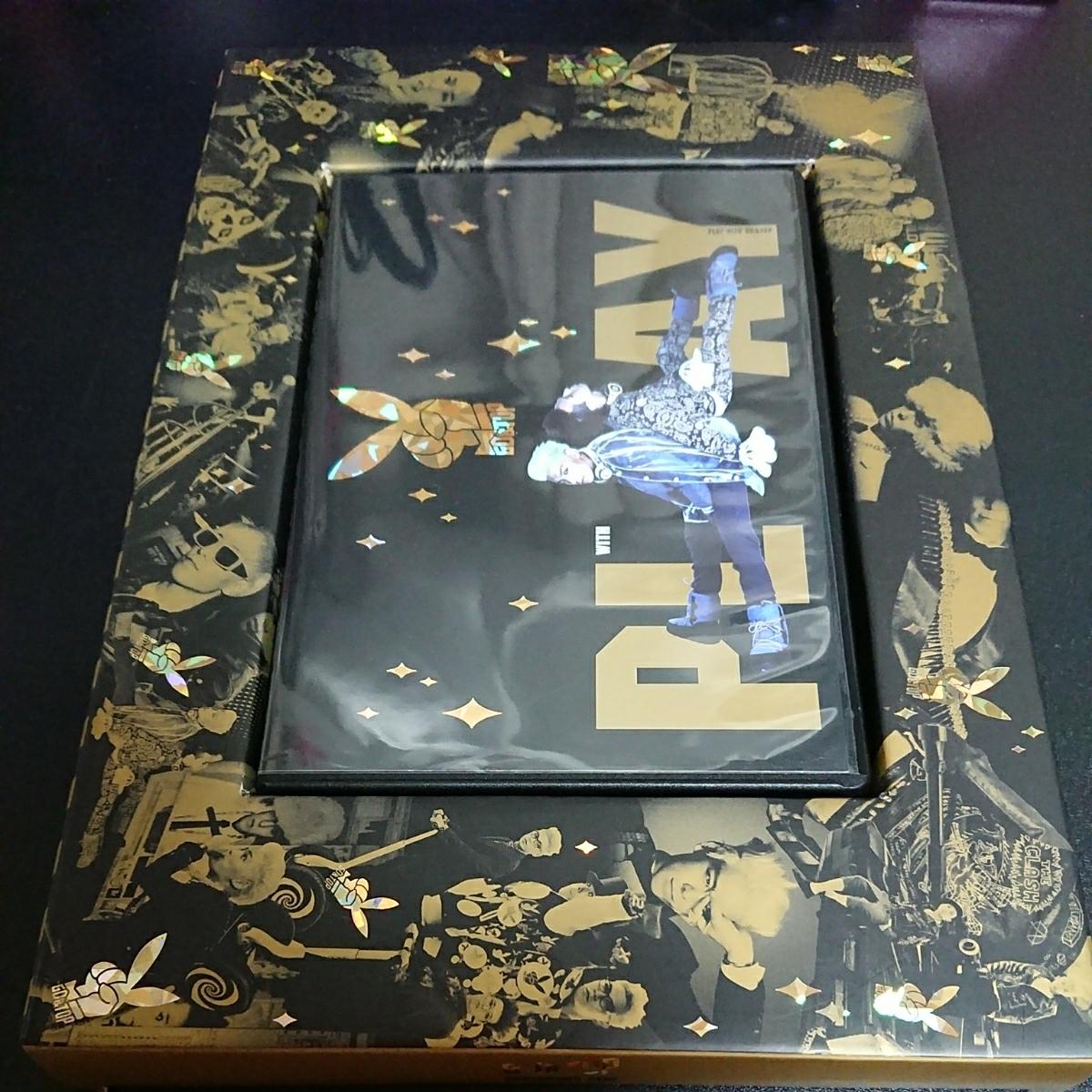 美品☆Play With GD&TOP (2DVD)+Photobook 日本版