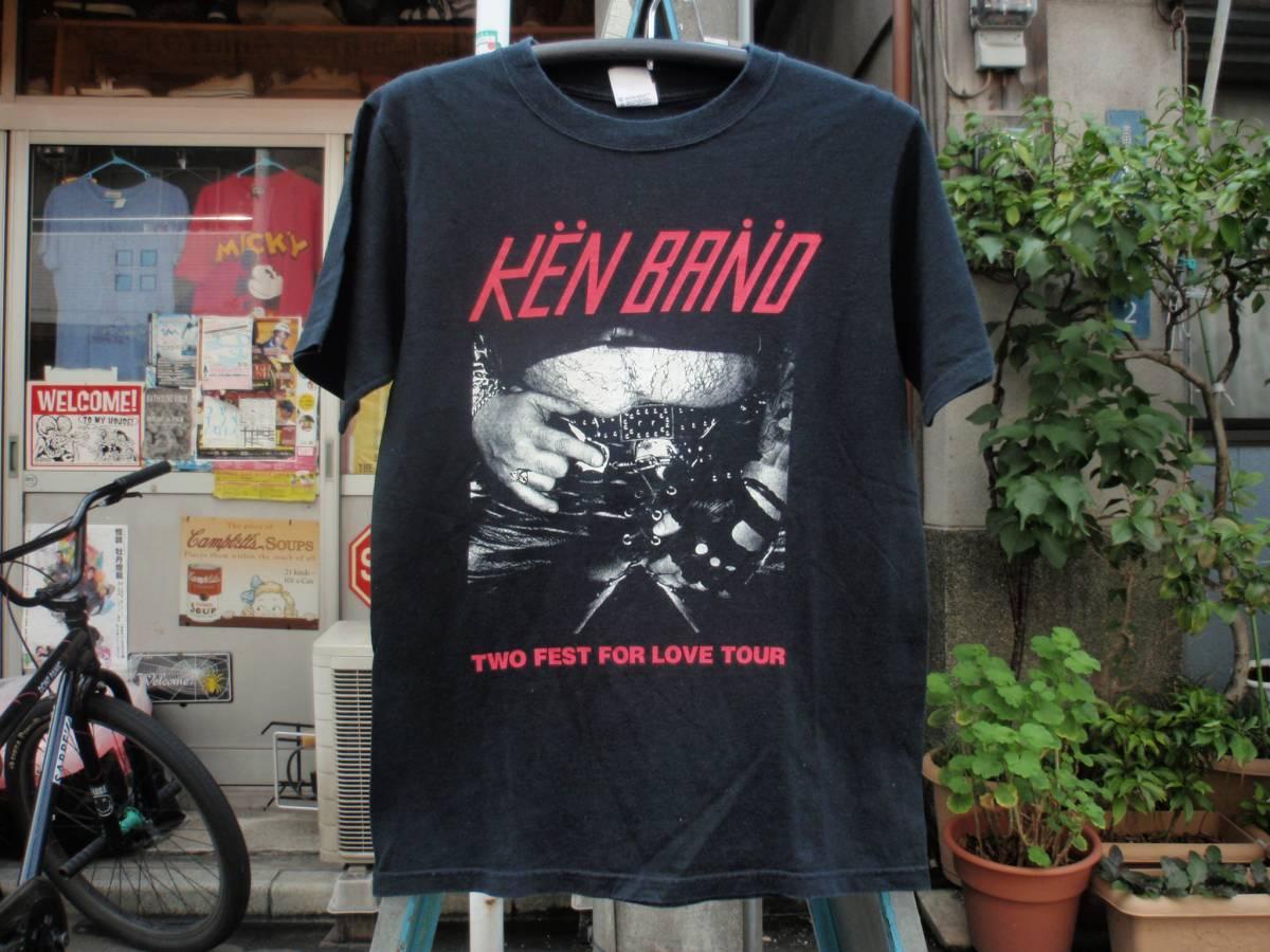KEN BAND(横山健 ハイスタンダード) ツアーTシャツ ピザオブデス サイズS ライブグッズの画像