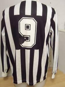 ジャンルカ・ヴィアリ 92-93 セリエA ユベントス 実使用ホームユニフォーム グッズの画像