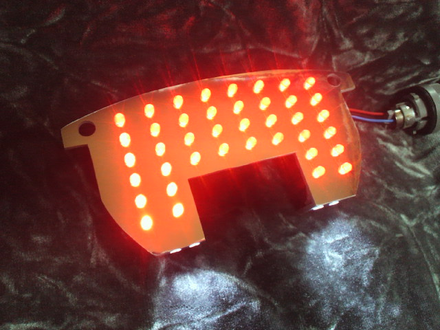 GSX750E/GSX1100E/ベコ用LEDテールユニット(LEDテールランプ化用商品)_画像1