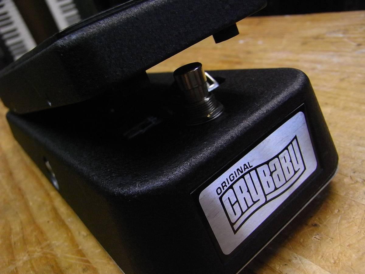 Jim Dunlop CRYBABY GCB-95 動作チェック済み 美品