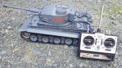 ♪大型1/16スケール タイガー1型戦車ラジコン♪