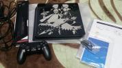 SONYストア限定 PS4 本体 CUH-2000A 500GB ジェットブラック FATE/EXTELLA EDITION 出品!