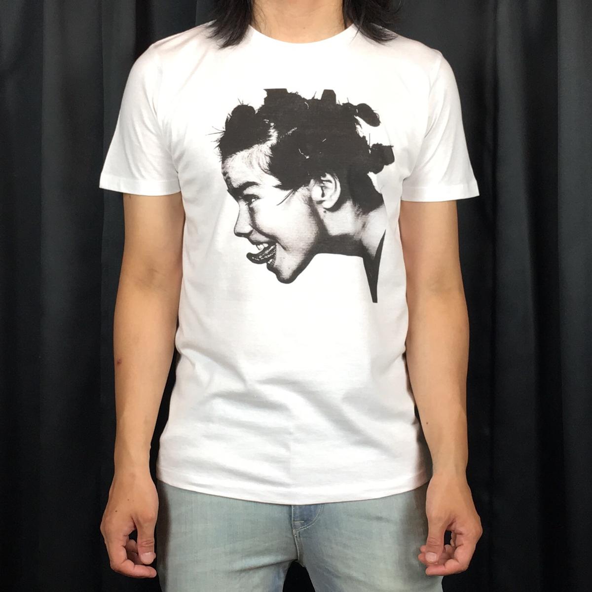 新品 Bjork ビョーク Tシャツ S M L XL フジロック ダンサーインザダーク JUDY AND MARY ユキ 大きい ビッグ サイズ XXL 3XL 4XL 5XL ロンT ライブグッズの画像