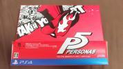 【美品】PS4 ペルソナ5 20thアニバーサリー エディション