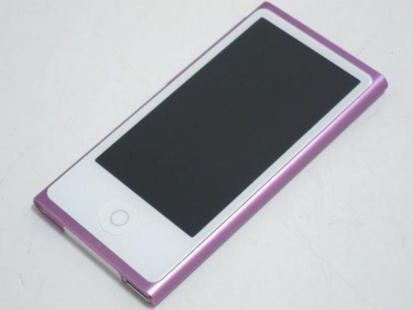 Apple iPod nano 第7世代 16GB A1446 ケーブル・イヤホン付 中古品_画像2