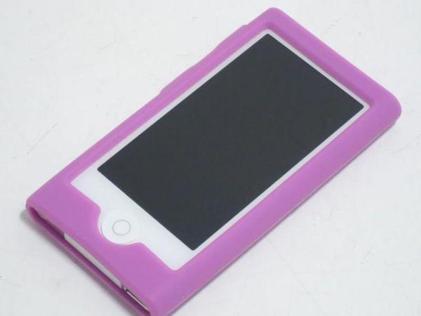 Apple iPod nano 第7世代 16GB A1446 ケーブル・イヤホン付 中古品_画像3