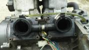 TZR250(2XT)エンジン