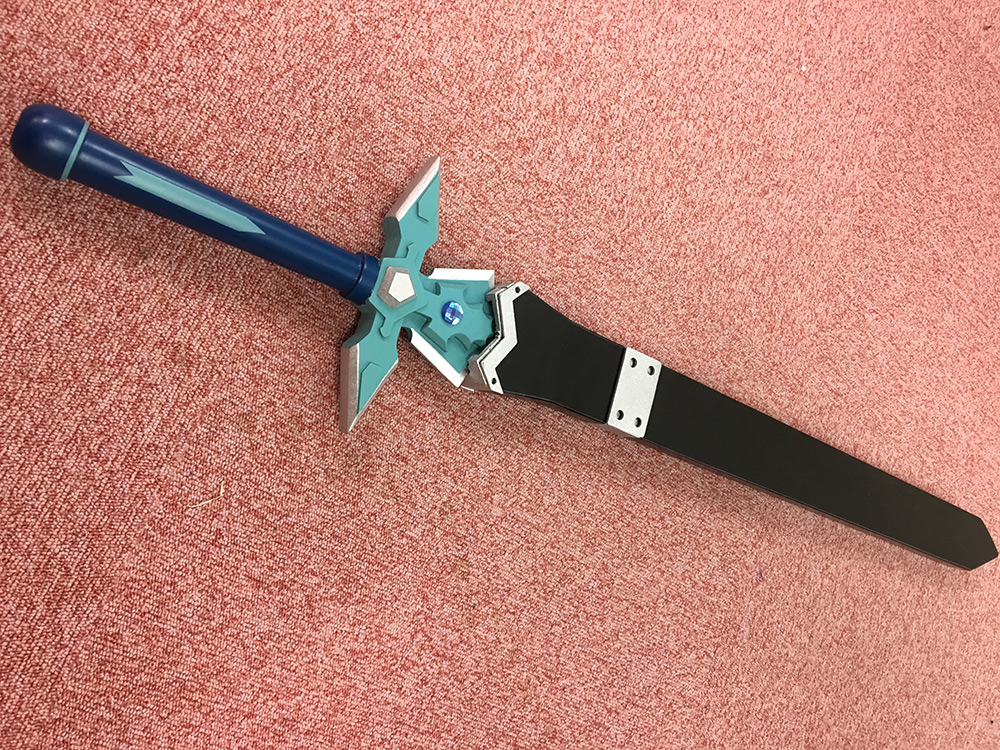 ソードアートオンライン コスプレ衣装小道具 模造刀 刀 グッズの画像